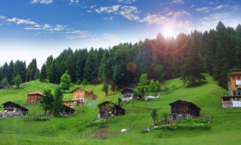 4) RELAX DOĞU KARADENİZ YAYLALARI & BATUM TURU 6 GÜN - 5 GECE